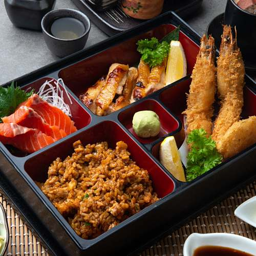 Click here to view Bento Fair at Genji, Hilton Petaling Jaya