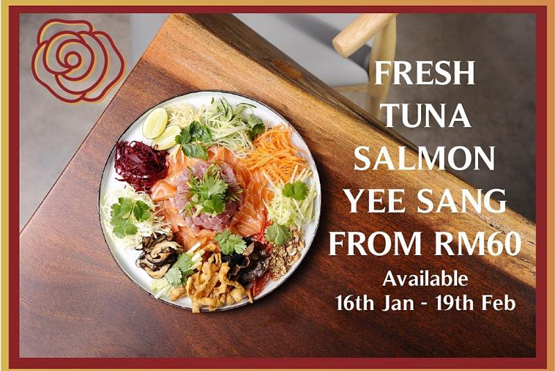 Click here to view Yee Sang at Jing Ze
