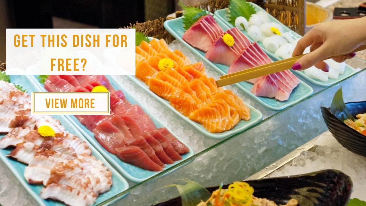 Click here to view Free Sunday Brunch at Kampachi Plaza 33