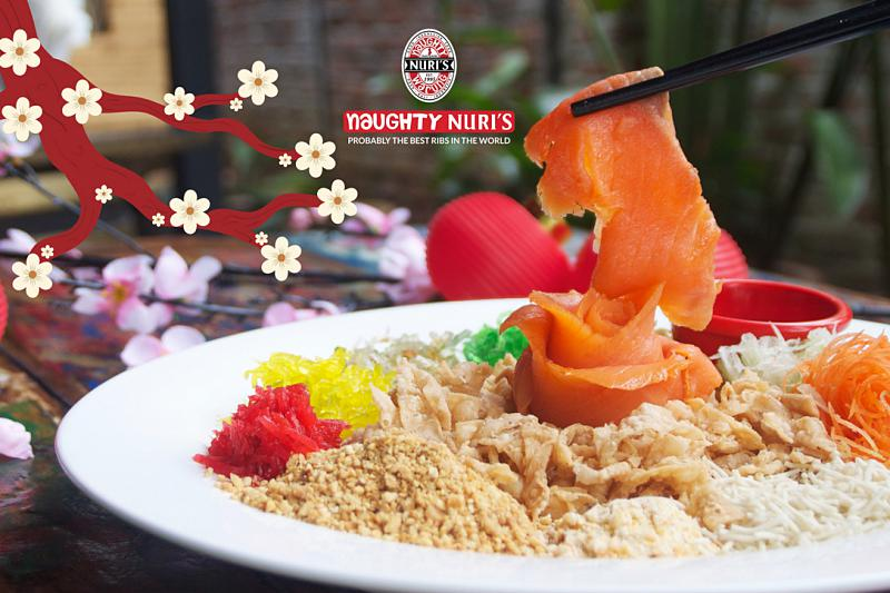 Click here to view Yee Sang at Naughty Nuri's