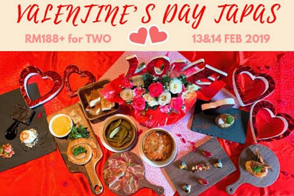 Click here to view Valentine's Day at Sapore