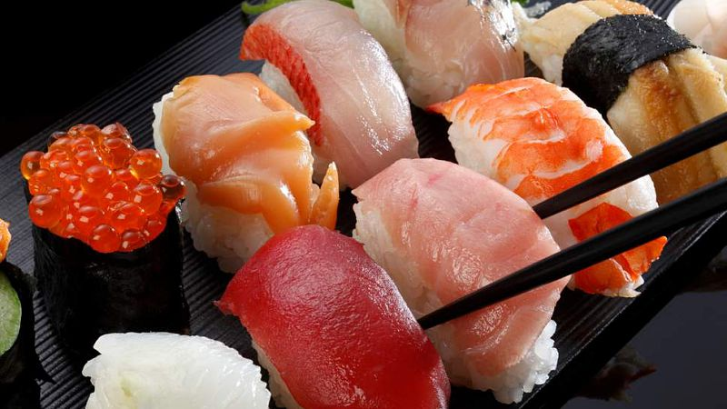 Click here to view sushi dish