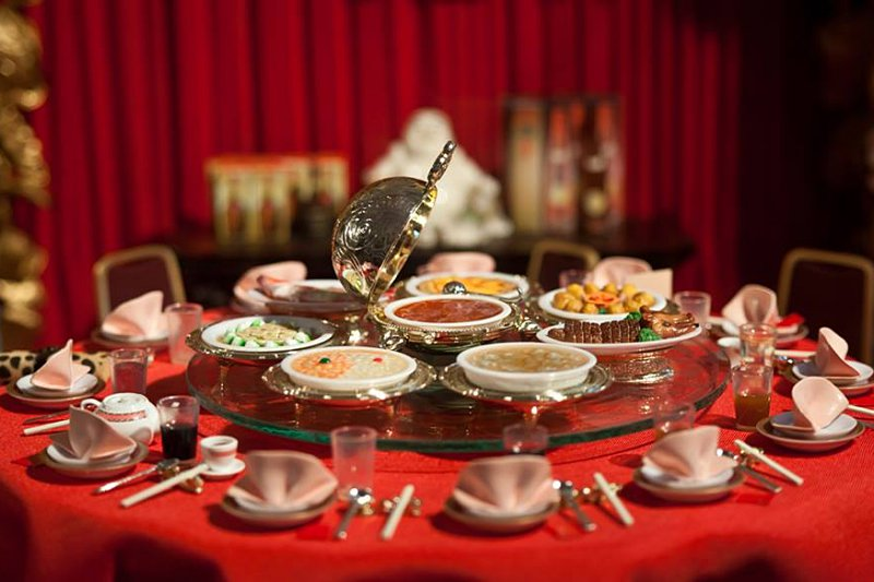 Click here to view Chinese New Year's Menu at Toh Yuen