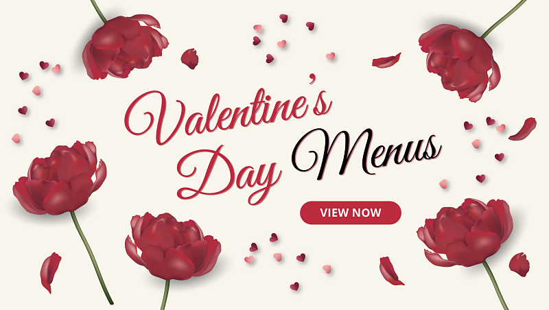 Click here to view top restaurants to celebrate Valentine's Day 2019