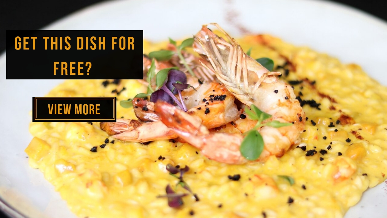 Click here to view Free Risotto Alla Zucca at Vineria.IT