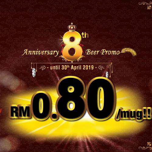 Click here to view Beer Promo at BLACK Market