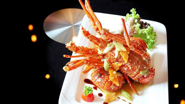Click here to view Baked Lobster with Superior Stock at One Seafood Restaurant