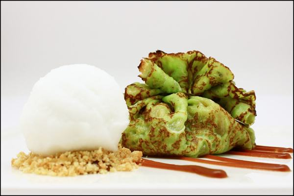 Click here to view Classic Pandan Crepe at Soleil