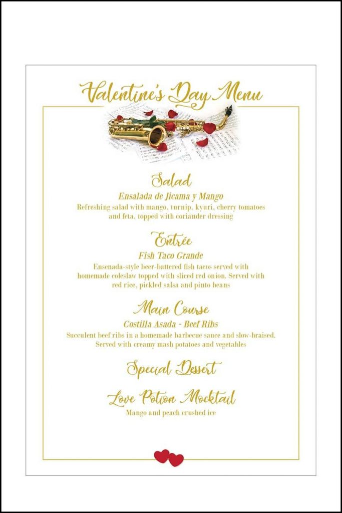Click here to view Valentine's Menu at Fresca Dolly and Dim Sum