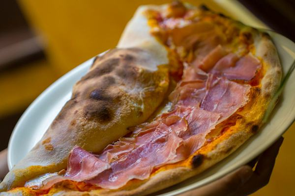 Click here to view Calzone at Luce Osteria Contemporanea