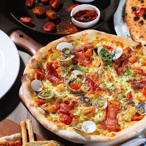 Click here to view Pizza Promo at Luce Osteria Contemporanea