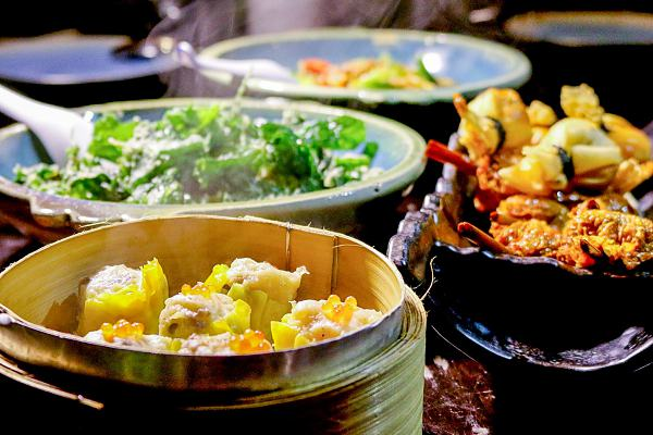 Click here to view Dim Sum at Opium