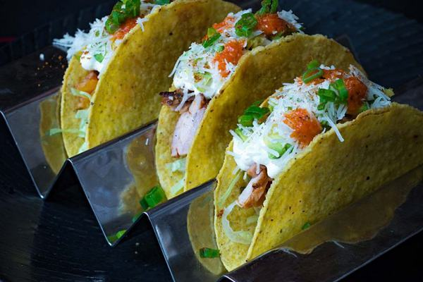 Click here to view Tacos at Sentidos Gastrobar - The Latin Grill