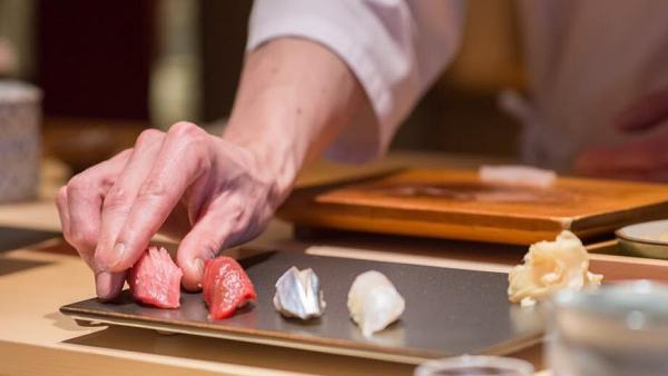 Click here to view Sushi Wagyu at Sushi Azabu