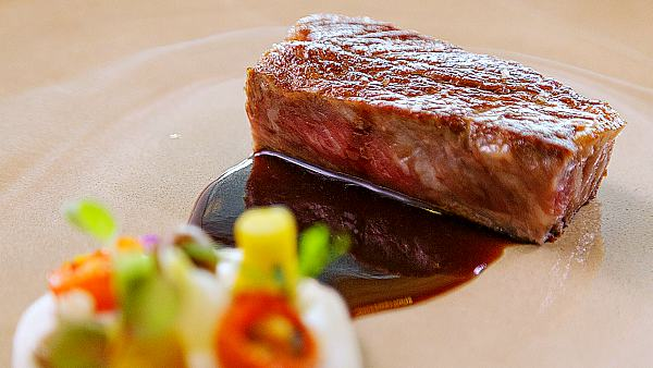 Click here to view Wagyu Beef at Tangerine