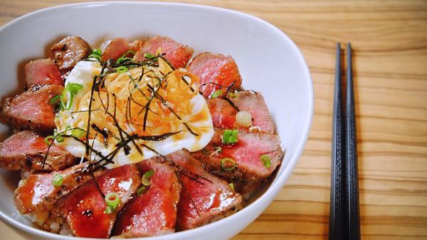 Click to view Wagyu Beef at Torii Yakitori & Whiskey Bar