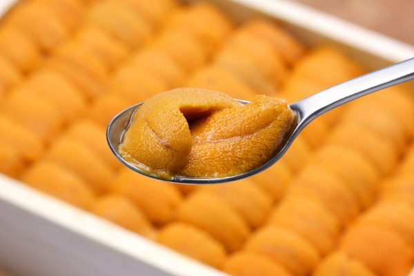 Click to view an image of Uni (Sea Urchin Roe)