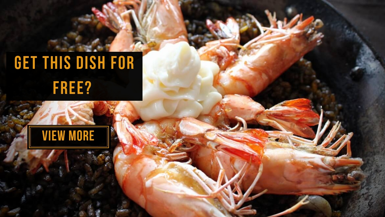Click here to view free signature dish at Cava