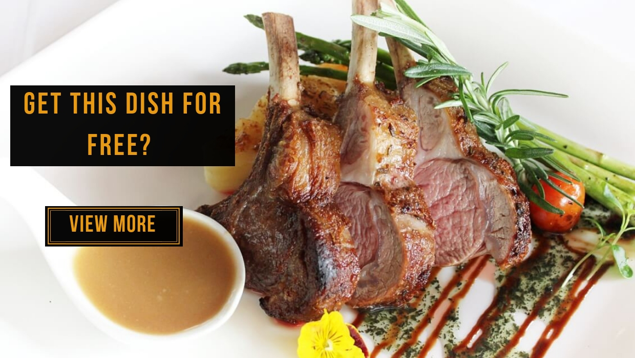 Click here to view Herb Crusted Rack Of Lamb at Bobo KL