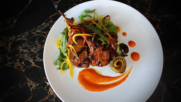 Click here to view Spicy Lamb Cutlet at Mezze Bar & Bistro