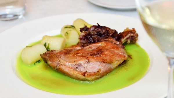 Click here to view Free Duck Confit at Two-Ox French Bistro Bar