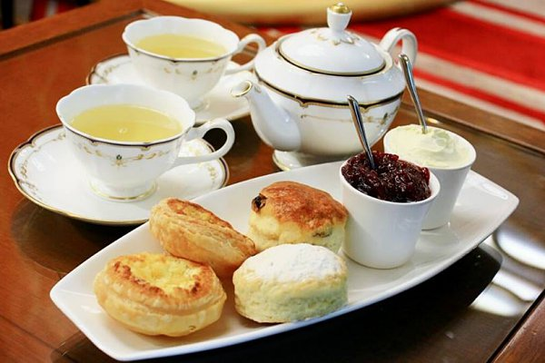 Click here to view Afternoon Tea at Newens Tea House