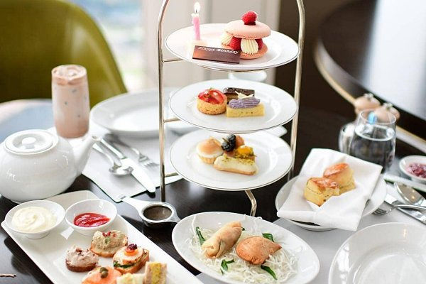 Click here to view Afternoon Tea at THIRTY8