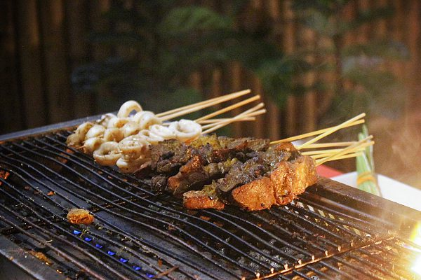 Click here to view Satay Station