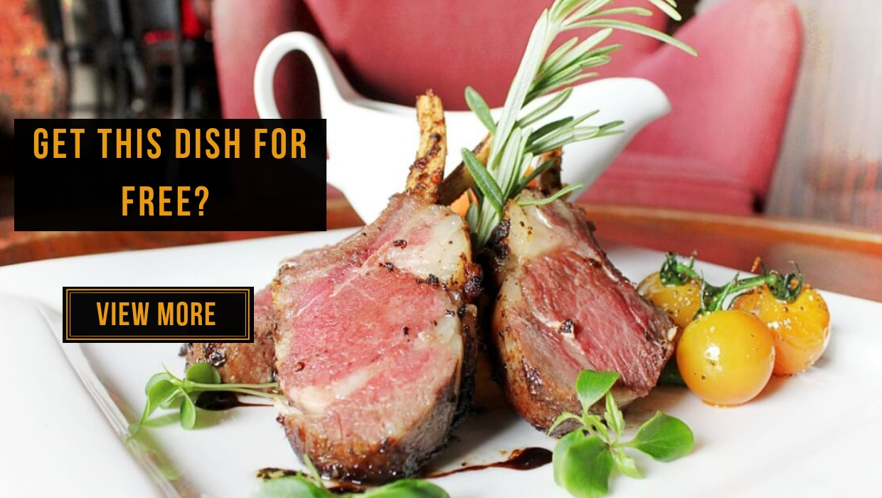 Click here to view Free Grilled New Zealand Lamb Rack