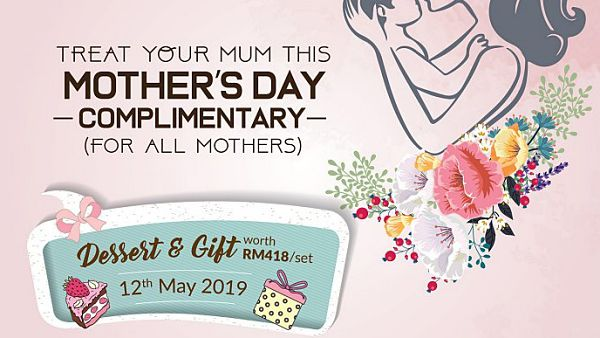 Click here to view Mother's Day Menu at CIELO KL