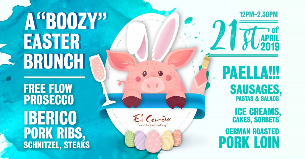 Click here to view Easter Brunch at El Cerdo