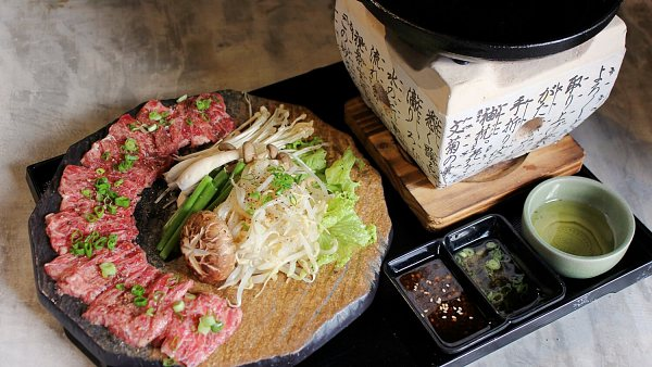 Click here to view Wagyu Tobanyaki at Izakaya by Sango