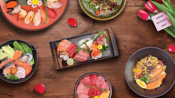 Click here to view Mother's Day Menu at Genji Japanese Restaurant