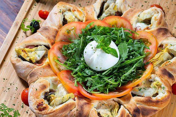 Click here to view Pizza at Luce Osteria Contemporanea