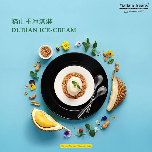 Click here to view Durian Delights at Madam Kwans