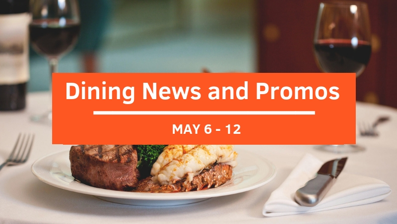 [May 6 – 12] What's New This Week