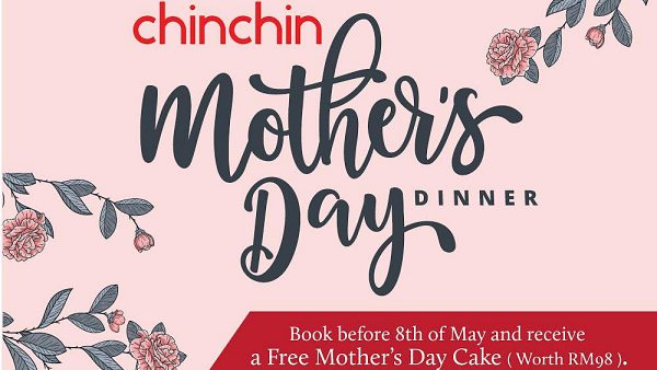 Click here to view Mother's Day Menu at Chin Chin Gastropub