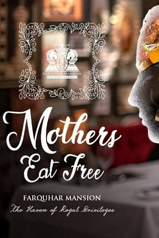 Click here to view Mother's Day Menu at Farquhar Mansion
