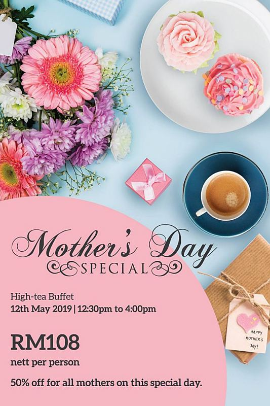 Click here to view Mother's Day Menu at Makan Kitchen Melaka