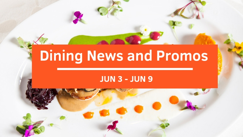 [June 3 – 9] What's New This Week