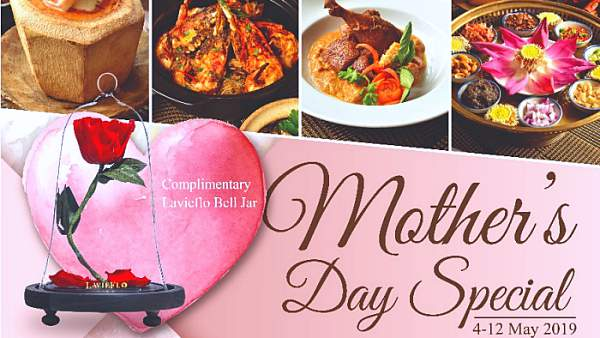 Click here to view Mother's Day Menu at Rama V Fine Thai Cuisine