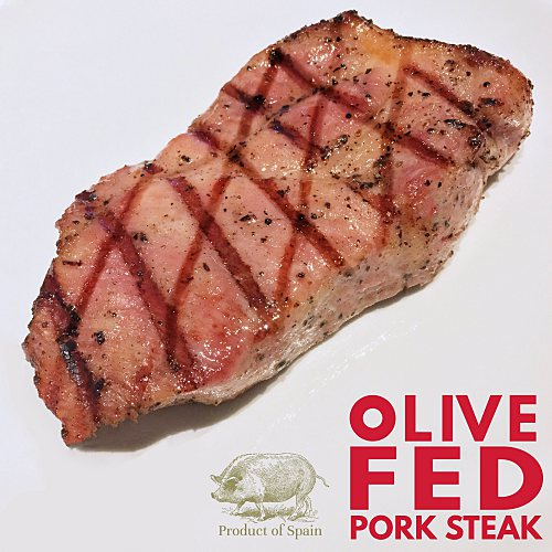 View Olive-Fed Pork at ANTE