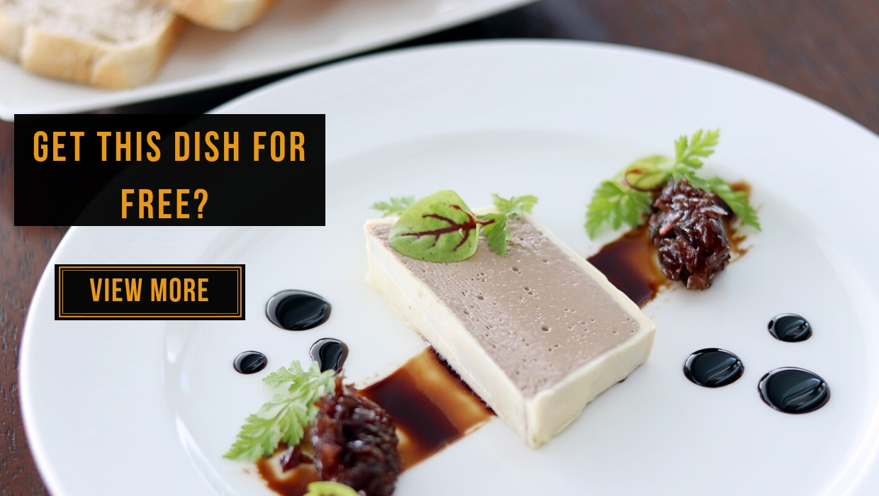 View Free Foie Gras and Chicken Liver Parfait at Graze