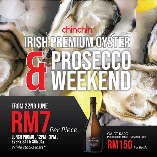 View Irish Oyster Promo at chichin gastropub