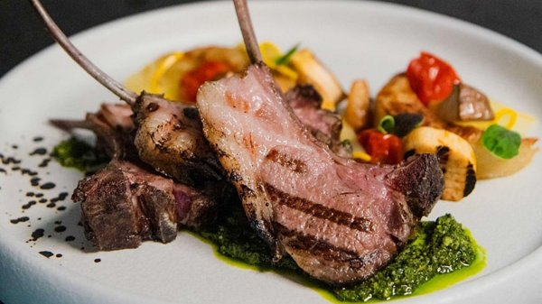 View Free Grilled Lamb Rack at PLOY