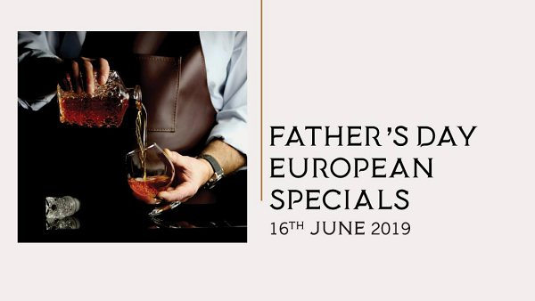 Click here to view Father's Day Promotions at Graze @ Hilton Kuala Lumpur