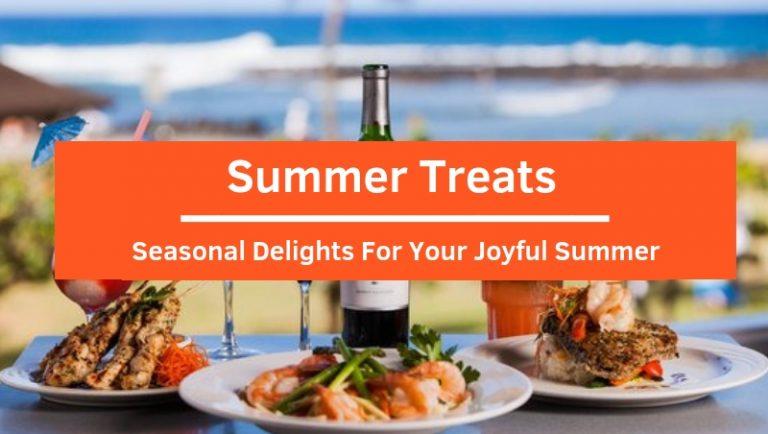 View Top Summer Treats