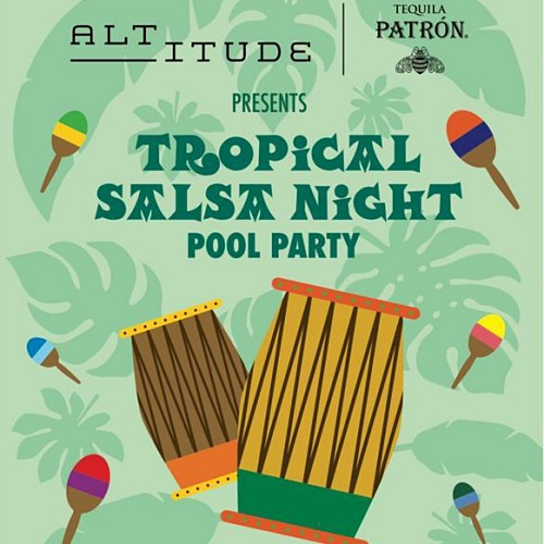 View Tropical Salsa Night at Altitude