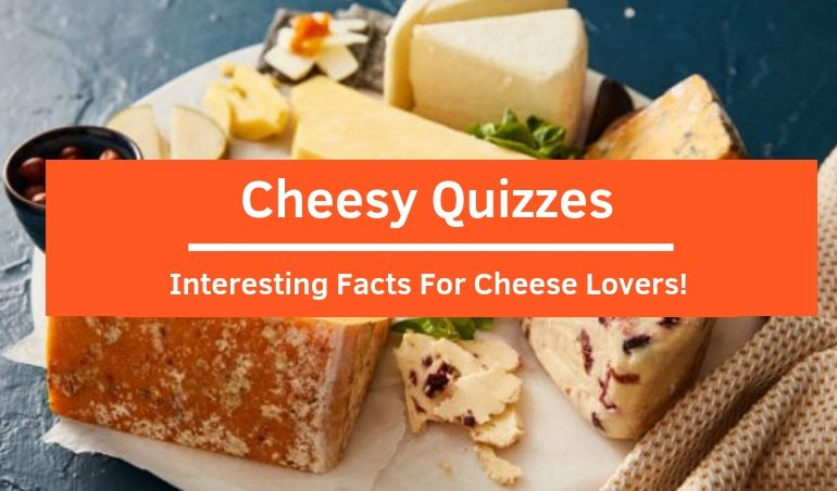 View Top Cheese Quizzes