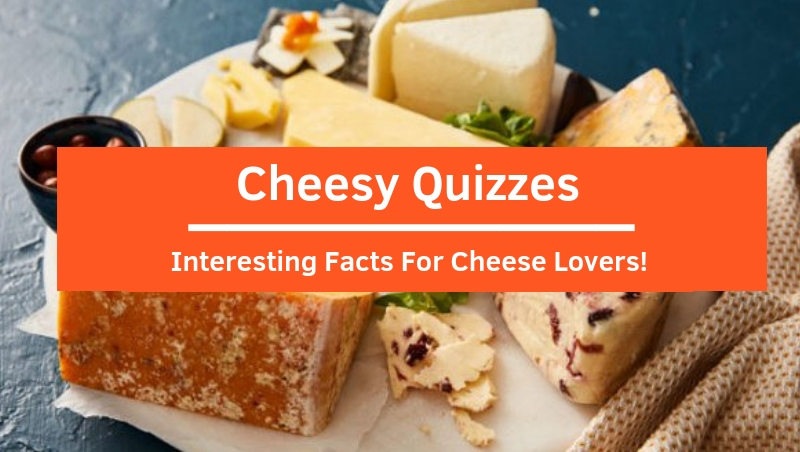 Quiz: Incredibly Cheesy Facts For Cheese Lovers!